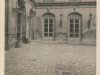 Chambre des députés - Entrée de MM. les députés - La cour des Princes.