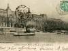 Vue de la Seine au Louvre.