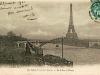 La Seine à Passy.