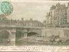 Le Pont Neuf au petit bras de la Seine.