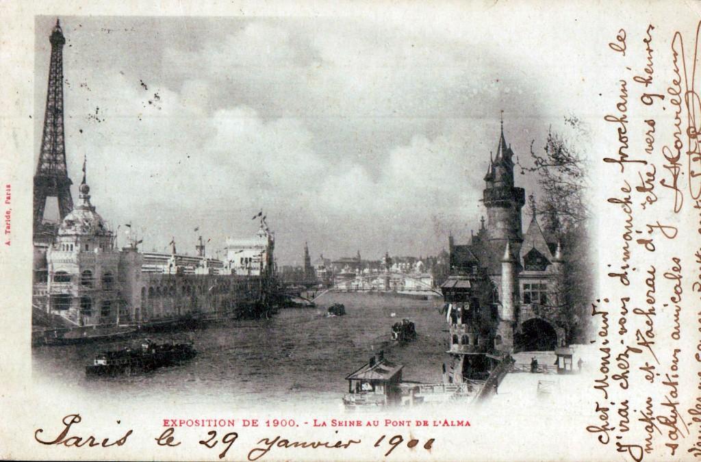 Exposition de 1900
