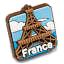 Envoyez une Carte virtuelle de Paris1900.